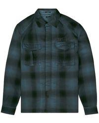 Denham Tank Shirt - Blauw