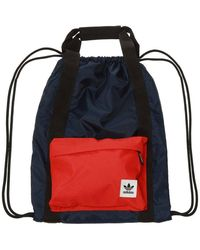 adidas Originals Logo Backpack - Blauw