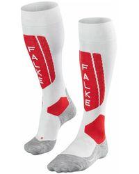 FALKE Socks 5 - Wit
