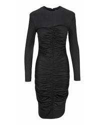 we11done Dress - Zwart
