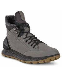 Ecco Exostrike yak boots - Gris