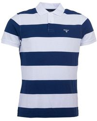 Barbour Polo Shirt - Wit