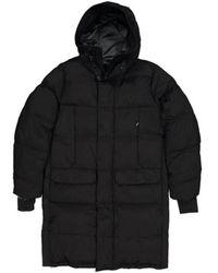 Louis Vuitton Long Down Coat Aitken - Nero