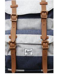 Herschel Supply Co. - Little America Backpack Blanco - Lyst