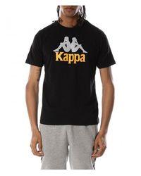 Kappa Authentic Dris Tee - Zwart