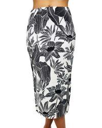 Diane von Furstenberg - Midi skirt - Lyst