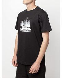 Maharishi T-shirt Negro