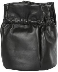 DSquared² Drawstring fastening bag Negro