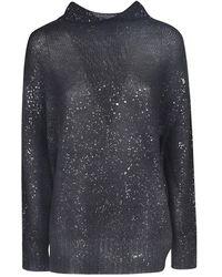 Avant Toi Sweater - Blauw