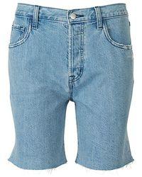 J Brand Shorts - Blauw