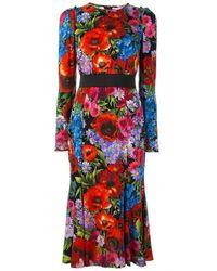 Dolce & Gabbana - Dress - Lyst
