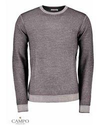 Ferragamo Gc Grana Knitwear - Grijs