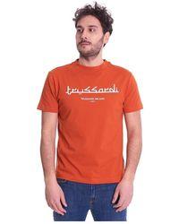 Trussardi - T-shirt - Lyst