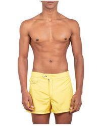 Drumohr Shorts - Amarillo