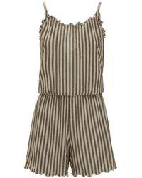 Momoní Striped Suit - Neutro
