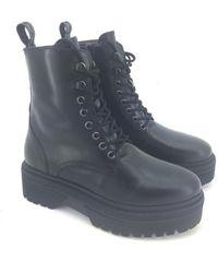 Nero Giardini Boots A909831d/100 - Zwart