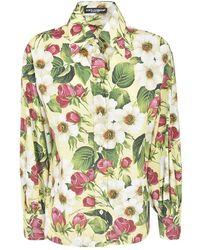 Dolce & Gabbana Shirt - Groen