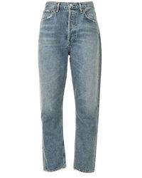 Agolde Jeans - Blauw