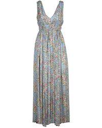 Suoli Dress - Bleu