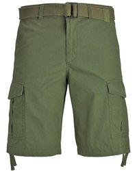 Jack & Jones Bermuda Shorts - Geel