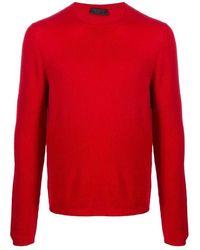 Prada Sweaters - Rood