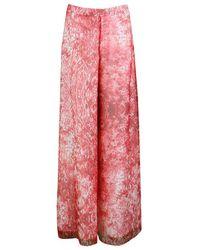 Max Mara Pantalon - Pink