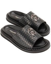 Roberto Cavalli Sandals - Noir