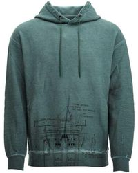 A_COLD_WALL* Hoodie - Blauw