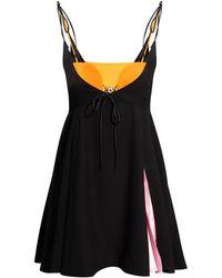 Versace - Sleeveless Dress - Lyst