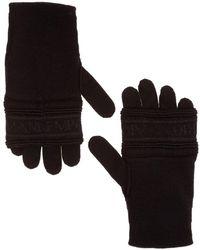 EA7 Gloves - Zwart