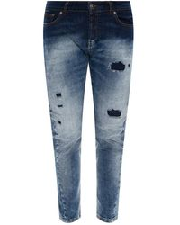 John Richmond Mick Skinny Jeans - Blauw