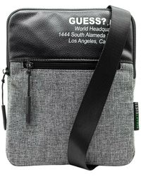 Guess Sling Bag - Grijs