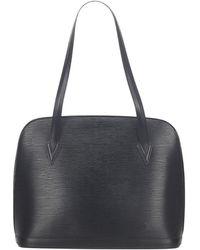 Louis Vuitton Cuoio Epi Lussac - Nero