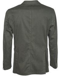 Boglioli - Jacket Verde - Lyst