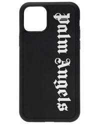 Palm Angels Iphone 11 Pro Case - Zwart