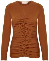 Inwear Camly Blouse - Bruin