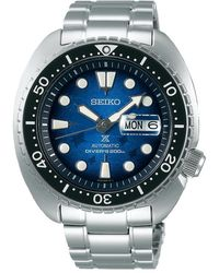 Seiko Prospex Watch - Blauw