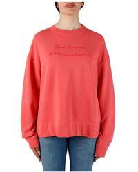 Giada Benincasa Sweater - Rood