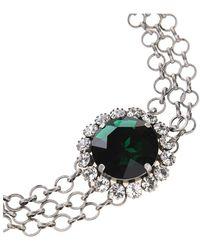 Alessandra Rich Jewelry Necklace Faba2365J024 Gris