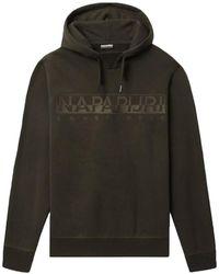 Napapijri Sweatshirt N0yiwpge3 Berber H - Zwart