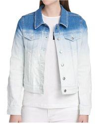 CoSTUME NATIONAL Jacket - Blauw