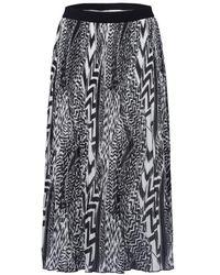 MARC AUREL Skirt - Zwart