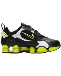 Nike Sneakers Shox Nova - Zwart