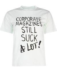 Vetements T-shirt - Wit
