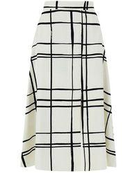 Marella Giubba skirt - Blanco