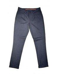 Sun 68 Pantalone Fantasia - Bleu