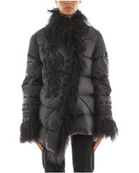 Ermanno Scervino Jacket - Zwart