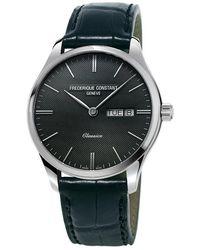 Frederique Constant Manufacture Classic watch - Noir