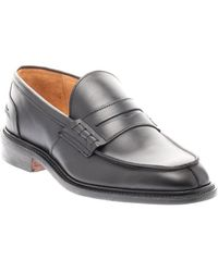 Tricker's Loafers Negro