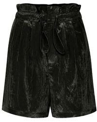 Gestuz Shorts - Negro